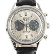 TAG Heuer Carrera Calibre 18 Steel 39mm Silver