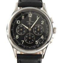 Zenith El Primero Chronograph Acero 38mm Negro