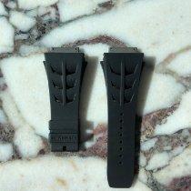 Richard Mille Parts/Accessories Men's watch/Unisex pre-owned Rubber Black RM 011