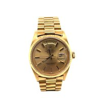 Rolex Day-Date 36 Yellow gold 36mm Gold No numerals United States of America, Florida, PENSACOLA