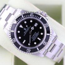 Rolex Sea-Dweller 4000 usato 40mm Nero Data Acciaio