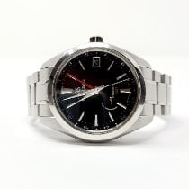 Seiko Grand Seiko Steel Black United States of America, Massachusetts, Holden