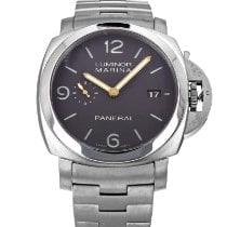 Panerai Luminor Marina 1950 3 Days Automatic Titanium 44mm Brown Arabic numerals United States of America, Maryland, Baltimore, MD