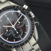 Omega 311.30.42.30.01.003 Ocel 2017 Speedmaster Professional Moonwatch 42mm použité