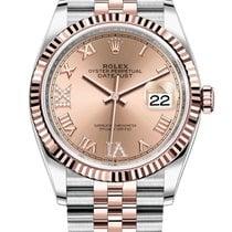 Rolex Datejust 126231 Unworn Gold/Steel 36mm Automatic United States of America, California, Los Angeles