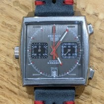 TAG Heuer Monaco Calibre 11 Steel 39mm Grey United States of America, Arkansas, BENTONVILLE