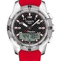 Tissot T-Touch II Titanium 42.7mm Black
