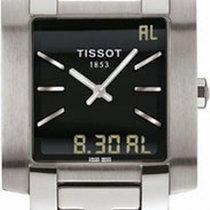 Tissot TXL Сталь 46mm Черный