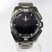 Tissot T-Touch Expert Solar Titanium 45mm Black