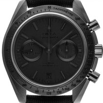 Omega Speedmaster Professional Moonwatch Керамика 44.2mm Черный