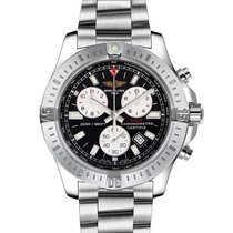Breitling Colt Chronograph Steel 44mm Black United States of America, California, Newport Beach
