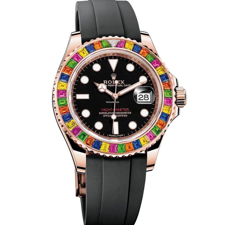 Rolex Yacht-Master 40 116695 новые