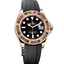 Rolex Yacht-Master 40 Rose gold 40mm Black United States of America, California, Newport Beach