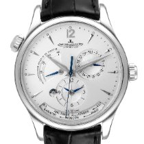 Jaeger-LeCoultre Master Geographic Steel 39mm Silver United States of America, Georgia, Atlanta