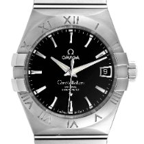 Omega Constellation Men new Automatic Watch with original box and original papers 123.10.38.21.01.001