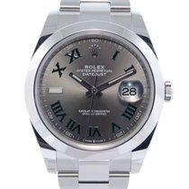 Rolex Datejust Steel 41mm Automatic