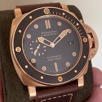 Panerai Luminor Submersible Bronze 47mm Brown No numerals United States of America, Florida, NAPLES