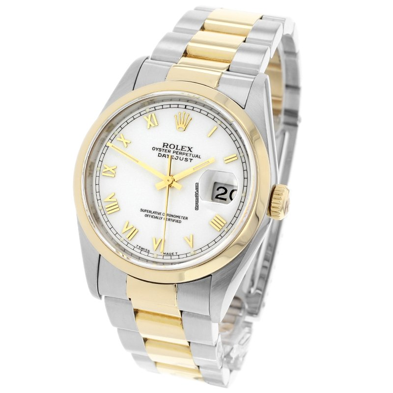 Rolex Datejust 16203 1995 pre-owned