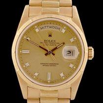 Rolex Day-Date 36 Gelbgold 36mm Gold Deutschland, Frankfurt am Main