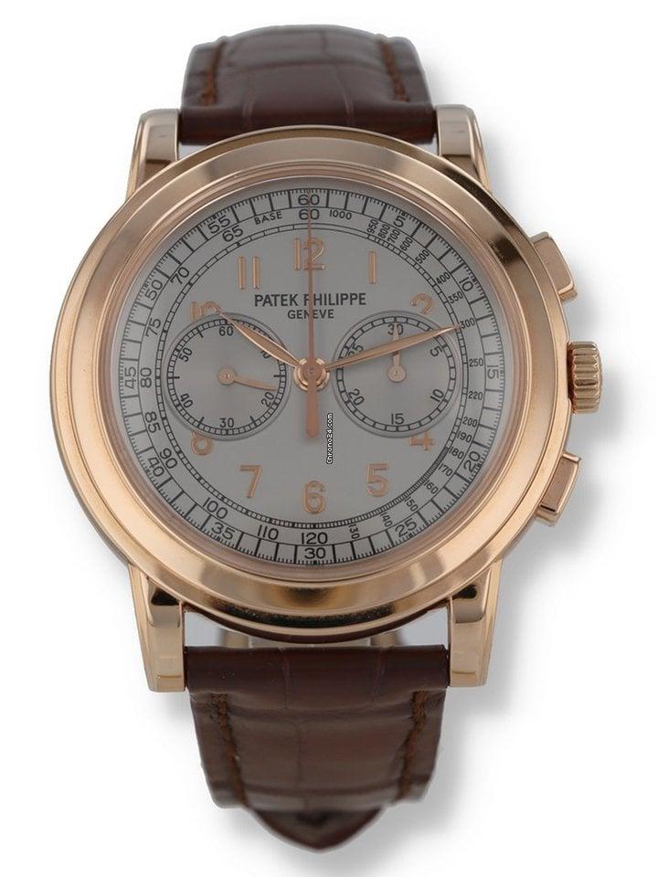 Patek Philippe Chronograph 5070R 2015