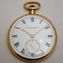 Vacheron Constantin Reloj usados 1920 Oro amarillo 47mm Cuerda manual Solo el reloj