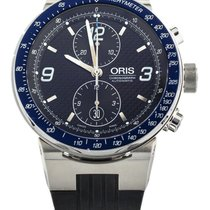 Oris Williams F1 Steel 45mm Black United States of America, Illinois, BUFFALO GROVE