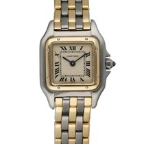 Cartier Steel 22mm Quartz 1057917 pre-owned United States of America, New York, New York