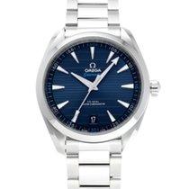 Omega Seamaster Aqua Terra Acier 41mm Bleu