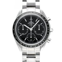 Omega 326.30.40.50.01.001 Steel 2021 Speedmaster Racing 40mm new