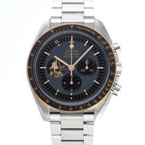 Omega Speedmaster Professional Moonwatch Stål 42mm Grå