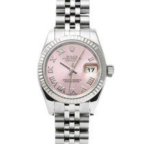 Rolex 179174 Acier 2011 Lady-Datejust 26mm occasion