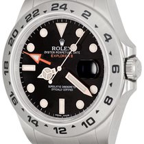 Rolex Explorer II Steel 42mm Black No numerals United States of America, Texas, Dallas
