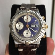 Pryngeps Steel 39mm Automatic pre-owned
