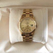 Rolex Day-Date Yellow gold 36mm Champagne No numerals UAE, Dubai