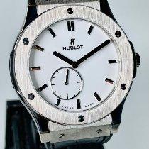 Hublot Classic Fusion Ultra-Thin новые 2016 Механические Часы с оригинальными документами и коробкой 515.NX.2210.LR