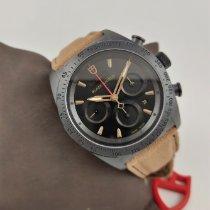 Tudor Fastrider Black Shield nouveau Remontage automatique Chronographe Montre avec coffret d'origine et papiers d'origine 42000CN-0016