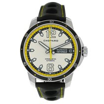 Chopard Titanium Automatic White Arabic numerals 44mm new Grand Prix de Monaco Historique