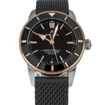 Breitling Superocean Heritage Gold/Steel 44mm Black No numerals United States of America, Maryland, Baltimore, MD