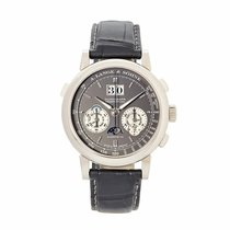 A. Lange & Söhne White gold 41mm Manual winding 410.038 pre-owned United States of America, Texas, Plano
