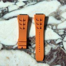 Richard Mille Parts/Accessories Men's watch/Unisex pre-owned Rubber Orange RM 011