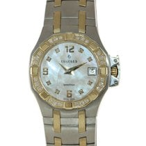 Concord Saratoga Gold/Steel 25mm Mother of pearl United States of America, New York, Huntington
