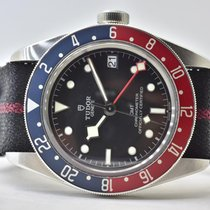 Tudor Black Bay GMT Stahl 41mm Schwarz Keine Ziffern Deutschland, Iffezheim