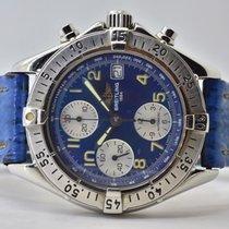 Breitling Colt Chronograph Stahl 41,5mm Blau Arabisch Deutschland, Iffezheim