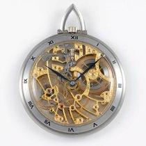 Audemars Piguet Uhr gebraucht 1970 Weißgold Handaufzug Uhr mit Original-Box