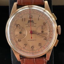 Chronographe Suisse Cie Roségold 35mm Handaufzug neu Deutschland, Tuttlingen