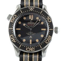 Omega Seamaster Diver 300 M Титан 42mm Коричневый