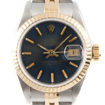 Rolex 69173 Gold/Steel 1991 Lady-Datejust 26mm pre-owned