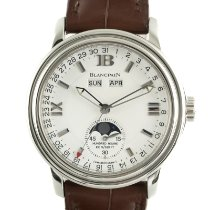 Blancpain Steel 38mm Automatic 2763-1127A pre-owned