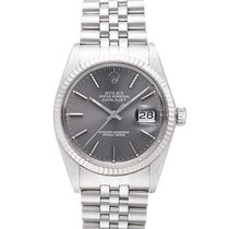 Rolex Datejust 16014 Very good Gold/Steel 36mm Automatic