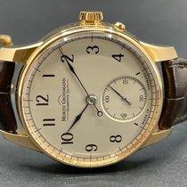 Moritz Grossmann ATUM Roségold 41mm Silber Arabisch